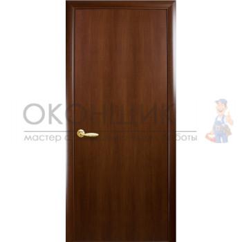 """Дверь НОВЫЙ СТИЛЬ """"СТАНДАРТ-ГЛ"""" """"Орех 3d"""""""