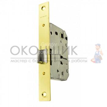 """Дверная защелка LAREDO 6.50.70 SB """"Золото матовое"""""""