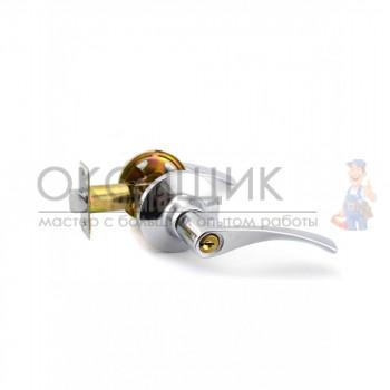 Ручка-защелка НОРА-М 8901 ET CP (хром)