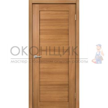 """Дверь ДЕРА """"Модель 634-ГЛ"""" """"Карамель"""""""
