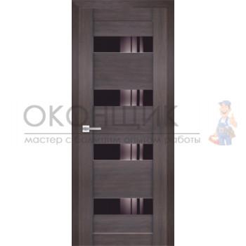 """Дверь ВДК """"ЭКО SIMPLE 17"""" """"Венге"""""""