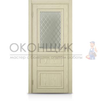 """Дверь ДЕРА """"Модель 603-ГР"""" """"Патина"""""""