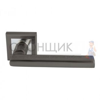 Ручка НОРА-М на квадратной розетке AL 108K AL (графит)