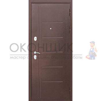 """Входная дверь ТРОЯ """"Венге"""""""
