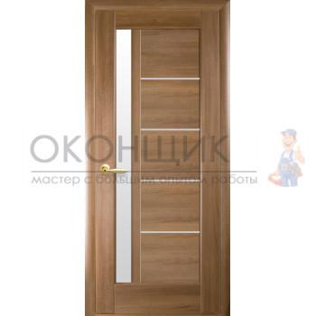 """Дверь НОВЫЙ СТИЛЬ """"ГРЕТА-МС"""" """"Золотая ольха"""""""