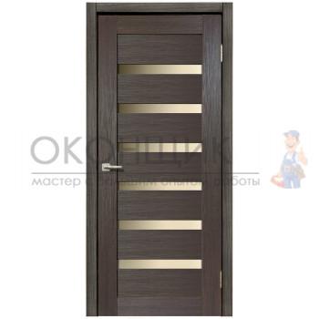 """Дверь ДЕРА """"Модель 643-СО"""" """"Венге"""""""