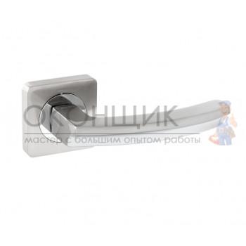 Ручка FERRE на квадратной розетке R06.033 AL SN/CP