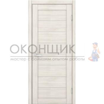 """Дверь ПЕТРОВСКИЕ ДВЕРИ """"ЭКО 7С"""" """"Лиственница белая"""""""