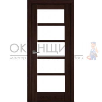 """Дверь ЛАУРУС """"ВИНЕРА"""" """"Орех"""""""