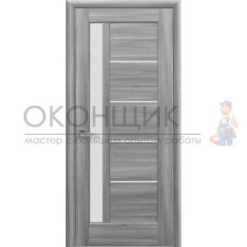"""Дверь НОВЫЙ СТИЛЬ """"ГРЕТА-МС"""" """"Бук пепельный"""""""