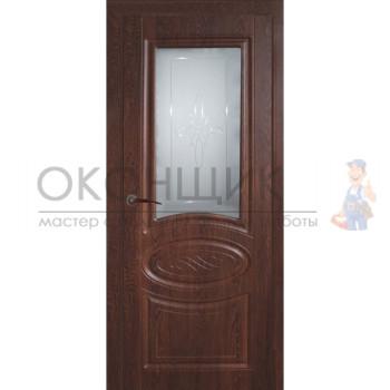 """Дверь ВДК """"ОРИОН 2 ДОН"""" """"Дуб Филадельфия коньяк"""""""
