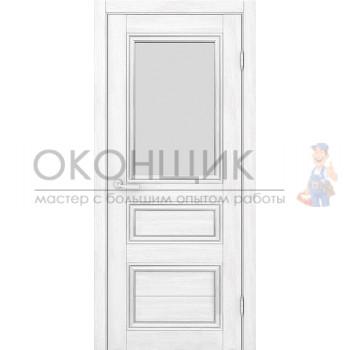 """Дверь ПЕТРОВСКИЕ ДВЕРИ """"МАССИВ К6"""" """"Белый"""""""