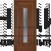 """Дверь РЕЛИКТ """"ARTE MILAN C"""" """"Орех"""""""