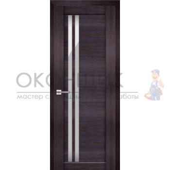 """Дверь ВДК """"ЭКО SIMPLE ПАРАЛЛЕЛЬ"""" """"Венге"""""""