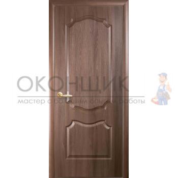"""Дверь НОВЫЙ СТИЛЬ """"ВЕНЗЕЛЬ-ГЛ"""" """"Золотая ольха"""""""