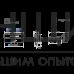 "Цилиндровый механизм НОРА-М  ECO ЛП 60 (30/30) PC ""Хром"" ключ-ключ"