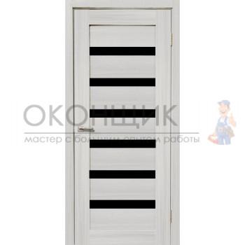 """Дверь ДЕРА """"Модель 643-ЛЧ"""" """"Сандал белый"""""""