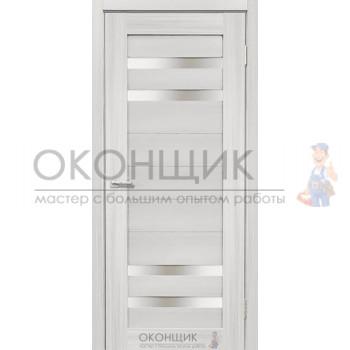 "Дверь ДЕРА ""Модель 636-СО"" ""Сандал белый"""