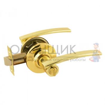 Ручка-защелка НОРА-М ТТ14-03 (золото)