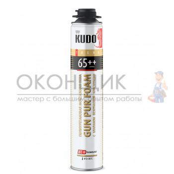 Монтажная пена KUDO TREND 65++ (летняя)