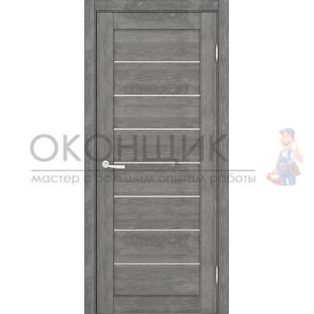 """Дверь ПЕТРОВСКИЕ ДВЕРИ """"МАССИВ 7С"""" """"Шале серебро"""""""