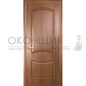 """Дверь НОВЫЙ СТИЛЬ """"ДОННА-ГЛ"""" """"Золотая ольха"""""""