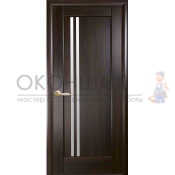 """Дверь НОВЫЙ СТИЛЬ """"ДЕЛЛА-МС"""" """"Каштан"""""""