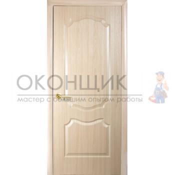 """Дверь НОВЫЙ СТИЛЬ """"ВЕНЗЕЛЬ-ГЛ"""" """"Ясень"""""""