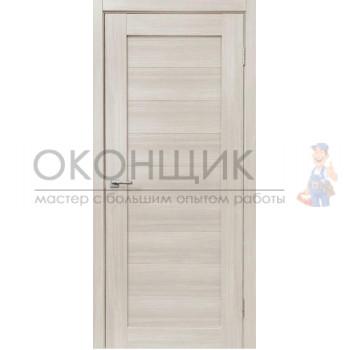 """Дверь ДЕРА """"Модель 1634-ГЛ"""" """"Капучино"""""""