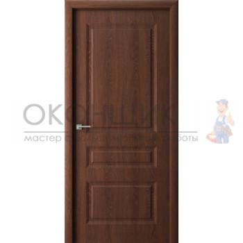 """Дверь ВДК """"КАСКАД ДГ"""" """"Дуб Филадельфия коньяк"""""""