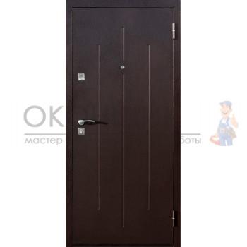 """Входная дверь СТРОЙГОСТ """"7-2"""" """"Металл"""""""