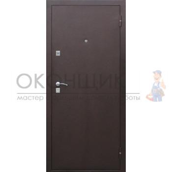 """Входная дверь ГАРДА """"Венге"""""""