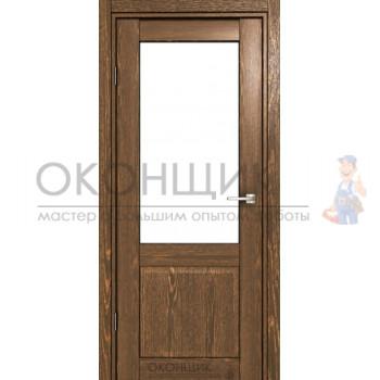 """Дверь ДЕРА """"Модель 341-СО"""" """"Коньяк"""""""