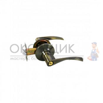 Ручка-защелка НОРА-М 8901 ET AB (бронза)
