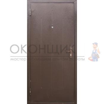 """Входная дверь СТРОЙГОСТ """"5-1"""" """"Золотистый дуб"""""""