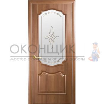 """Дверь НОВЫЙ СТИЛЬ """"РОКА-МС"""" """"Золотая ольха"""""""