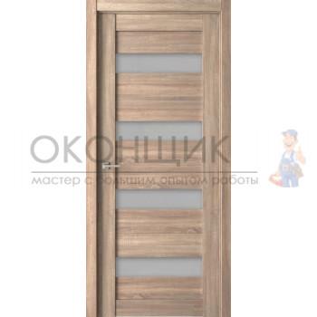 "Дверь ВДК ""ЭКО SIMPLE 17"" ""Дуб Бельмонт"""