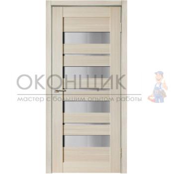 "Дверь ДЕРА ""Модель 687-СО"" ""Сандал белый"""