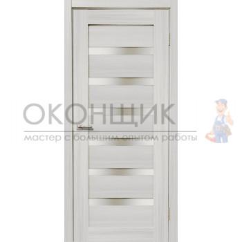 "Дверь ДЕРА ""Модель 643-СО"" ""Сандал белый"""