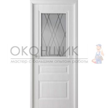 """Дверь ВДК """"КАСКАД ДО"""" """"Эмаль белая"""""""