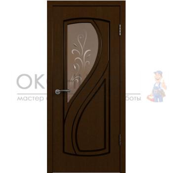 """Дверь ВДК """"ГРАЦИЯ ДОН"""" """"Венге"""""""