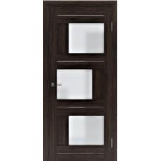 """Дверь ДЕРА """"Модель 627-СО"""" """"Венге"""""""