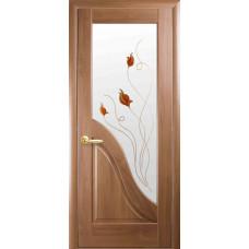 """Дверь НОВЫЙ СТИЛЬ """"АМАТА"""" """"Золотая ольха"""""""