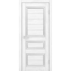 """Дверь ПЕТРОВСКИЕ ДВЕРИ """"МАССИВ К7"""" """"Белый"""""""