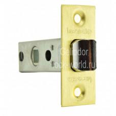 """Дверная защелка LAREDO  6.45 SB """"Золото матовое"""""""