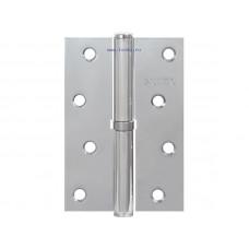 """Съемная дверная петля PUNTO 113-4 100*70*2.5 CP (right/left) """"Хром"""""""