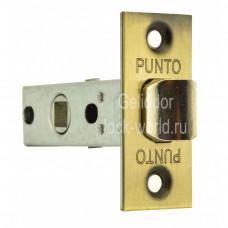 """Дверная защелка PUNTO L 45-8-ABG """"Бронза"""""""