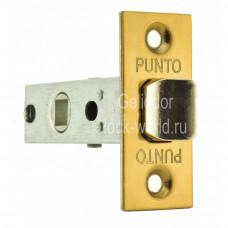 """Дверная защелка PUNTO L 45-8-CFB """"Кофе глянец"""""""