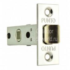 """Дверная защелка PUNTO L 45-8-CP """"Хром"""""""