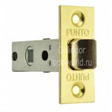 """Дверная защелка PUNTO L 45-8-GP """"Золото"""""""
